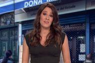 El lapsus de la presentadora de La Sexta Noticias Glòria Mena