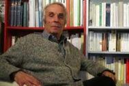 El historiador francés Alain Corbin.