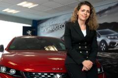 """Hélène Bouteleau: """"Vender coches no es lo que era"""""""