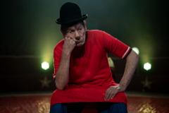 Circo, depresión y alcoholismo: la balada triste del último payaso