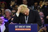 London (United Kingdom).- Conservative leader and British Prime Minister <HIT>Boris</HIT> Johnson delivers a speech to supporters during the final day of the election campaign in London, Britain 11 December 2019. Britons will go to the polls on 12 December 2019. (Reino Unido, Londres) EPA/