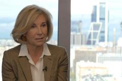 """Mª Dolores Dancausa, CEO de Bankinter: """"Trabajamos para que la gente vuelva a confiar en la banca"""""""