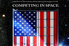 Portada de uno de los informes de inteligencia elaborados para la creación de la Fuerza Espacial del Ejército de EEUU.
