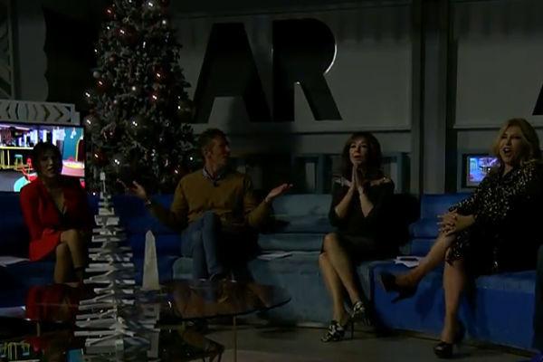 Así fue el apagón que sufrió en directo El programa de Ana Rosa en...