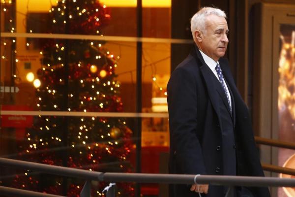 Jorge Pérez, ex jefe de Regulación contable del Banco de España,...