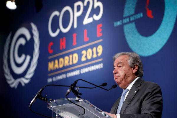 GRAF7626. MADRID (ESPAÑA).- El secretario general de la ONU, António...