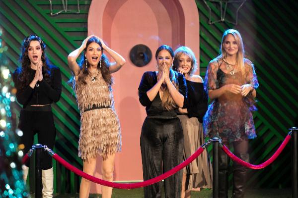 Imagen de una de las galas de 'GH Vip'.