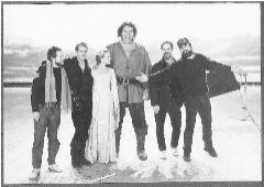 Imagen del rodaje de la película 'La princesa prometida'.