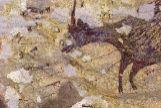 Descubrimiento en una cueva de Indonesia de la escena de caza más antigua encontrada. Es de hace 43.900 años. Firma: <HIT>Nature</HIT>