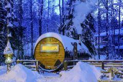 El secreto de la felicidad está en las saunas de Finlandia