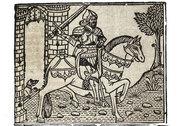 Una ilustración del Cid de 1553.