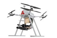 Turquía estrenará pronto un dron militar con ametralladora