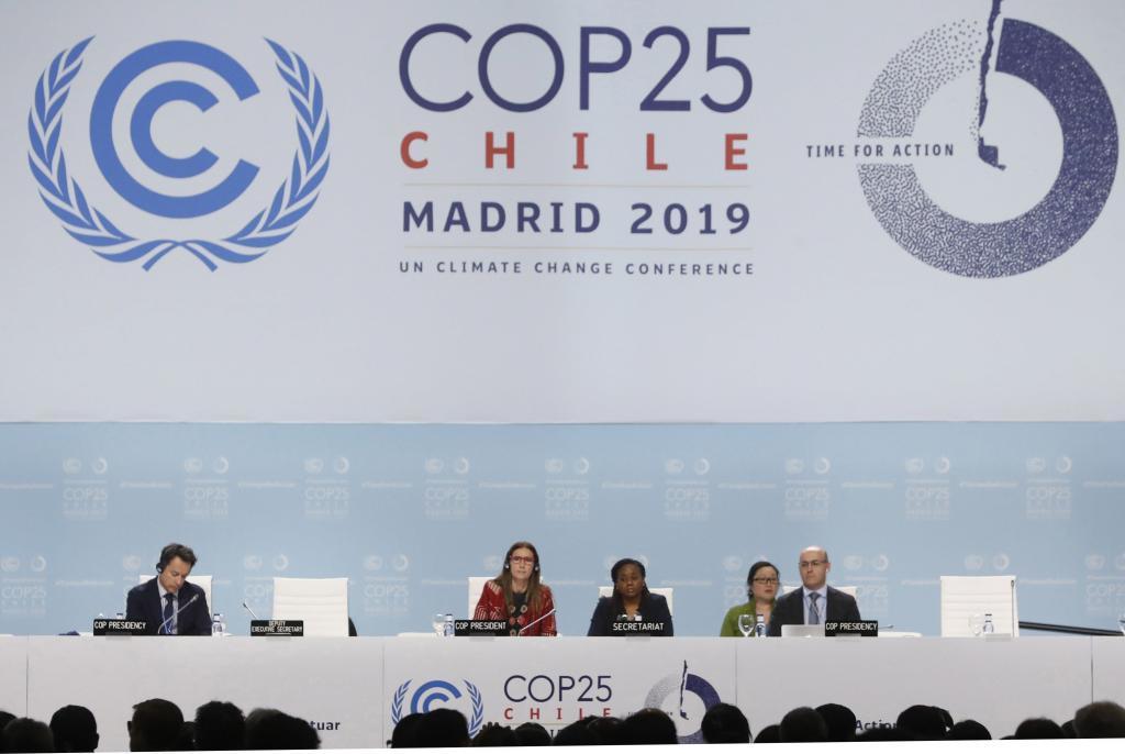 GRAF8466. MADRID.- La ministra chilena de Medio Ambiente, Carolina...