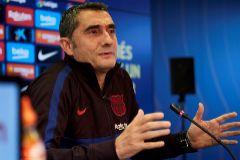 Valverde se encierra en el búnker