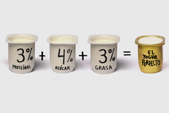 El mejor yogur: olvídate de José Coronado, el L-Casei y el almidón de patata