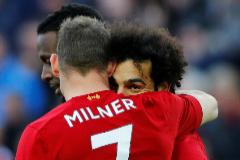 Salah mantiene la racha del Liverpool antes del Mundial de Clubes