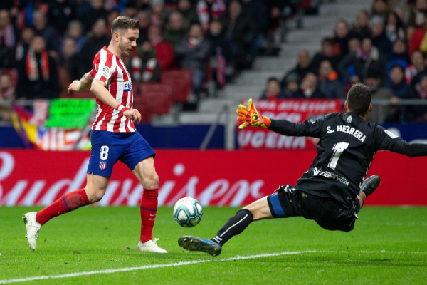 GRAF9430. MADRID.- El centrocampista del Atlético de Madrid...