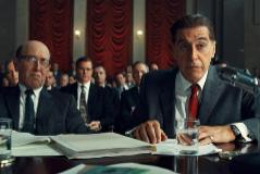 Al Pacino es una escena de 'El irlandés', de Martin Scorsese.