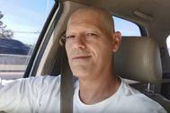 Frank Cuesta reaparece sin pelo y da a entender que vuelve a tener cáncer