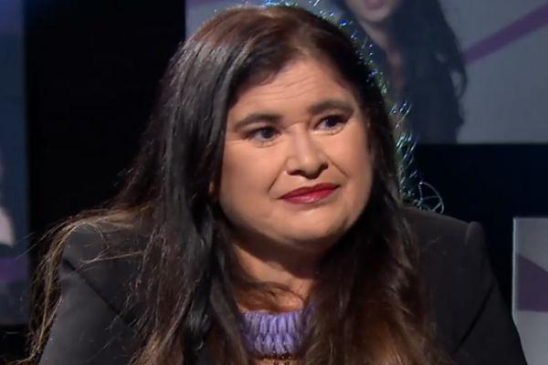 Lucía Etxebarría, contra los cuentos clásicos y la crítica de Vox...