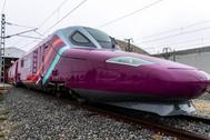 Uno de los trenes AVE 'low cost' que prepara Renfe.