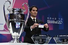 Nápoles-Barça, Real Madrid-City, Atlético-Liverpool y Atalanta-Valencia en octavos
