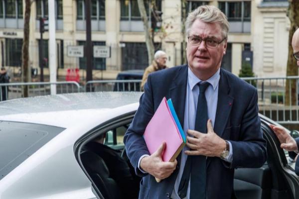 Dimite el alto comisario para la jubilaciones de Francia que