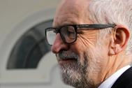 El líder del Partido Laborista y de la oposición en el Parlamento británico, Jeremy Corbyn.