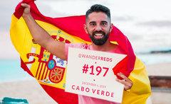 Éste es el español más joven en dar la vuelta al mundo