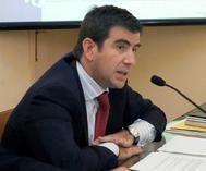 El ex consejero delegado de la EMVS, Fermín Oslé.