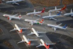 Boeing estudia cancelar la producción de los 737 MAX
