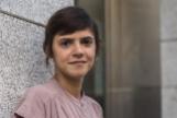 La escritora mexicana Valeria Luiselli, en Madrid.