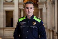 Imagen del nuevo jefe de la Urbana