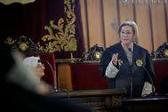 Teresa Gisbert, fiscal superior de la Comunidad Valenciana.