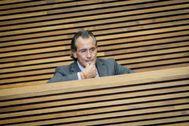 El ex alcalde de Gandía, Arturo Torró.