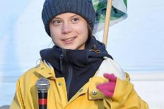 Greta, entre las 10 personas más relevantes de la ciencia junto a prestigiosos científicos