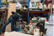Detenido hace tres días el máximo responsable de organizar la salida de grandes partidas de cocaína del puerto de Algeciras.