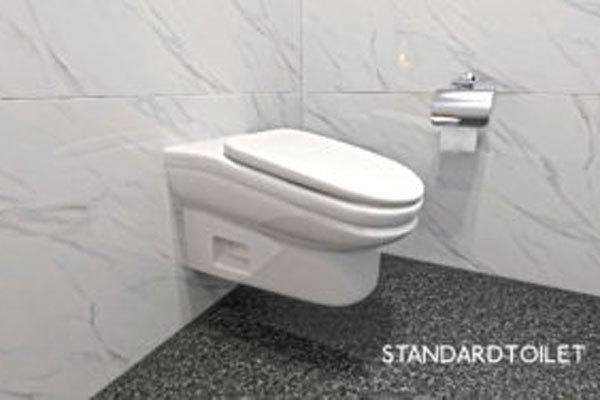 El nuevo inodoro de Standard Toilet.