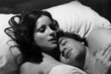 El romance con la miss universo Amparo Muñoz, a quien destruyó la heroína