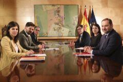 """ERC acusa al PSOE de hacerles """"chantaje"""" diciendo que habrá investidura ya"""