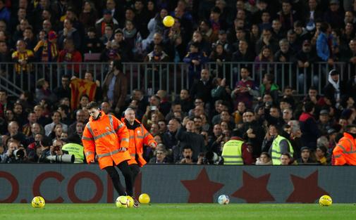 La Liga Santander - FC Barcelona v Real Madrid