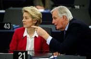 La Unión Europea, firme ante Boris Johnson