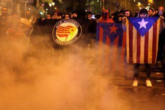 Nueve detenidos y 55 heridos, balance de los disturbios
