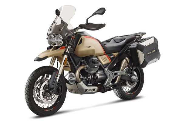 Guzzi V85 TT Travel Pack
