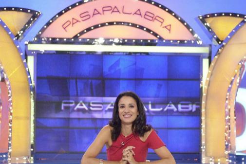 Pasapalabra en sus inicios en Antena 3, presentado por Silvia Jato.