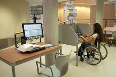 La UPO ofrece un servicio a los estudiantes con diversidad funcional