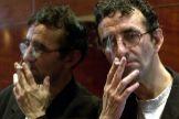 El escritor Roberto Bolaño, en una imagen de archivo.