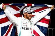 Fórmula1: Hamilton, a un paso del récord