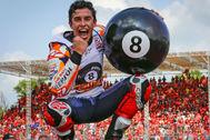 MotoGP: el Mundial que quiso Márquez