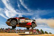 WRC: Tanak, adiós a la 'tiranía' gala
